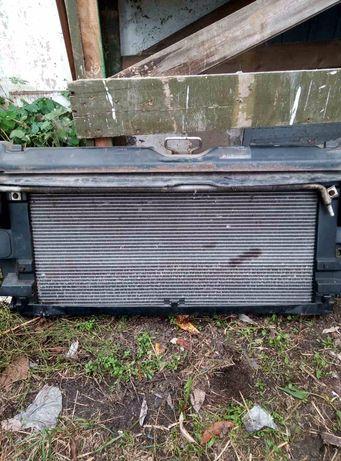 Радиатор vw t4 2.4