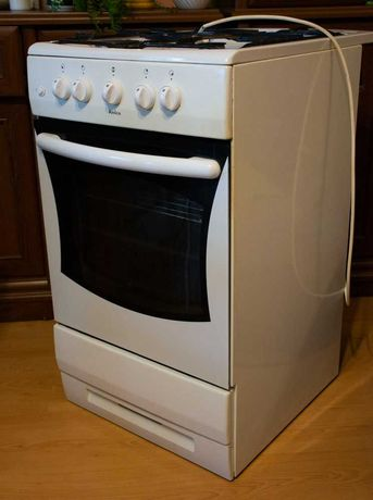 Kuchenka gazowa Amica, piekarnik gazowy, używana