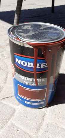 Farba olejna brąz mobiles
