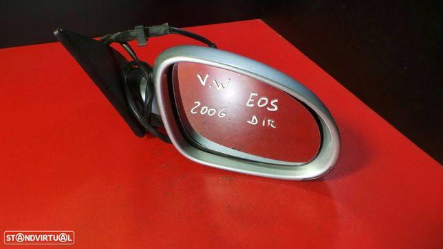 Espelho Retrovisor Direito Volkswagen Eos (1F7, 1F8)