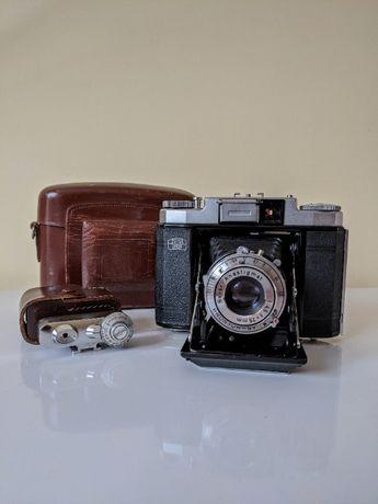 Zeiss Ikon Nettax Среднеформатный пленочный фотоаппарат