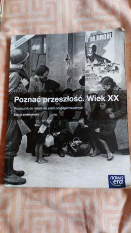 Podręcznik historia Poznać przeszłość. Wiek XX. Nowa Era