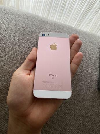 Iphone SE rose 64gb
