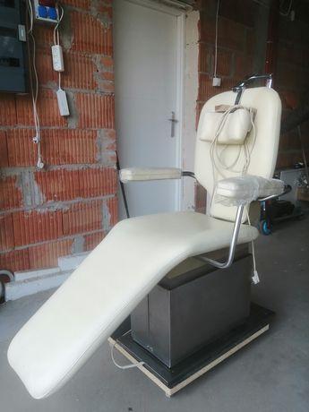 Fotel kosmetyczny stomatologiczny Beskidy-1 stan bardzo dobry
