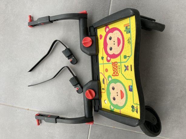 Platforma, podest do wózka, lascal, buggy board