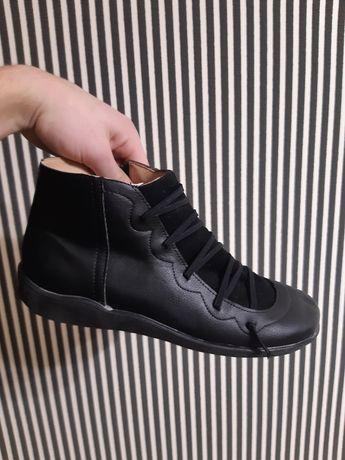 Ботинки мужские осень зима челси Zara Bershka