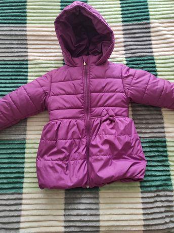 Курточка на холодну весну, на флісі