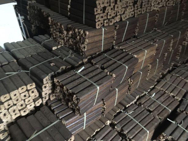 Продам топливный брикет ясень, дуб, евро дрова, Pini Kay лучше угля