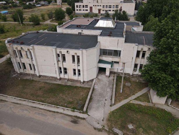 Здание под производство / склад / переработку
