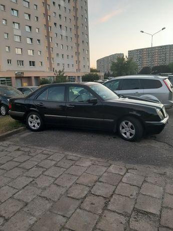 Mercedes w210 2.4lpg