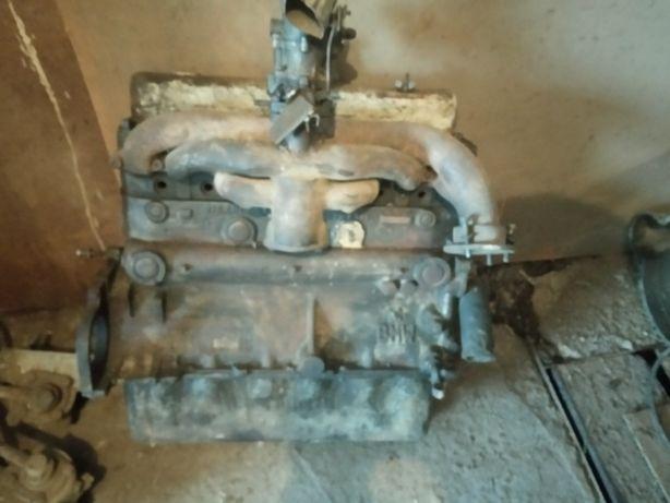 Двигатель БМВ 321. Ретро.1938 год.