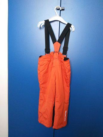 Sprzedam spodnie narciarskie rozm 86/92