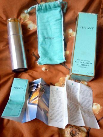 Шикарный Tiffany Eau De Parfume 75ml Limited Edition, винтажные духи