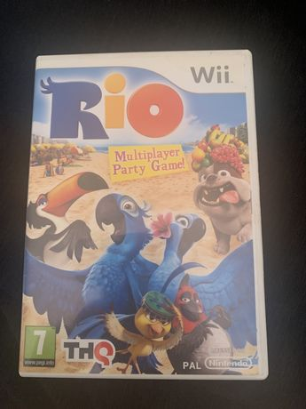 Wii - Rio Multiplayer Party Game