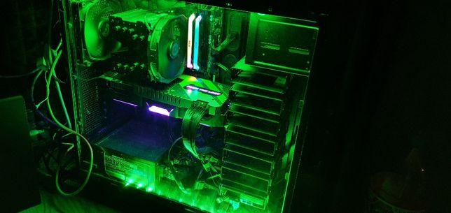 Komputer do gier Ryzen 3, GTX 1070, 16GB RAM RGB, MOBO AOURS
