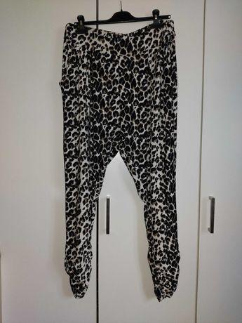 Spodnie wygodne panterka  Kaapahl r.L /XL/XXL