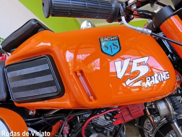 Autocolantes S.I.S. Sachs V5 Racing