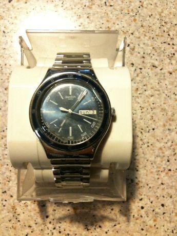 Часы Swatch Irony новые stainless steel Швейцария водонепроницаемые