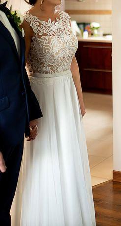 Suknia ślubna Lillian West 6493