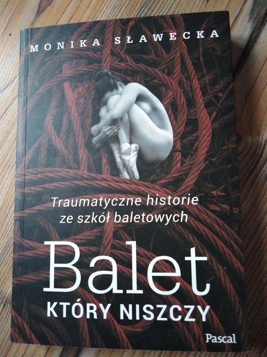 Balet który niszczy Monika Sławecka Szczecin - image 1