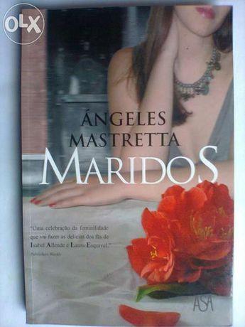 "Livro ""Maridos"""