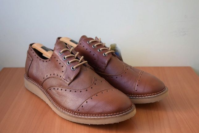 Туфли TOM'S Brogue. Размер 46