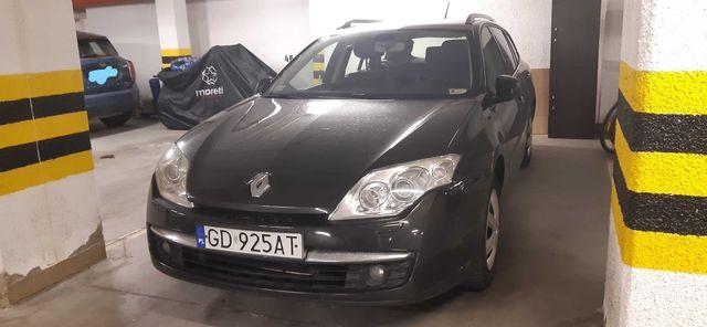 Renault Laguna 2.0 dCI Privilege kombii 150km faktura vat krajowy