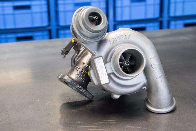 Regeneracja A4 B5 Vw Passat B5 1,9 Tdi 90 Km AHU 1z Audi Turbo
