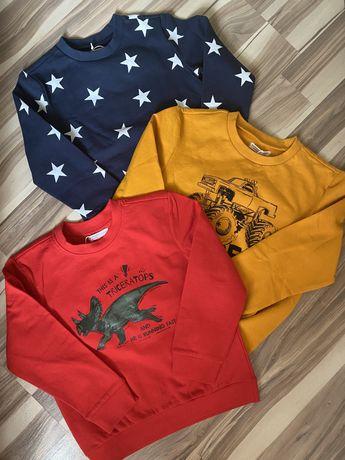 Свитшот, свитер, кофта новый 98-140