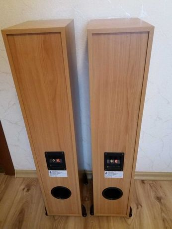 Напольные пассивные колонки акустика Sven HP-740f  ( 6Ом 120Вт )