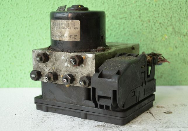 Pompa Sterownik ABS JAGUAR S-TYPE 4R83-2C219-BD