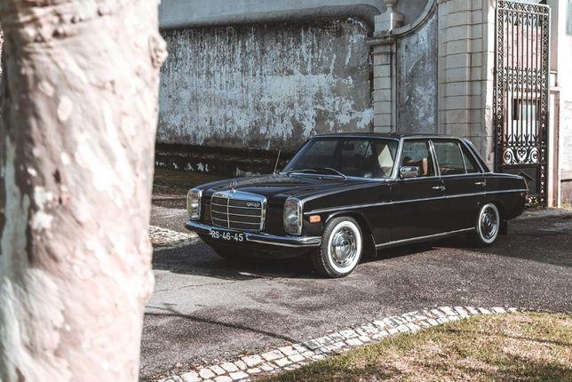 Aluguer de Carro para Casamento Mercedes de 1975