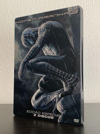 Edição Especial Spider-Man 3 Steelbook