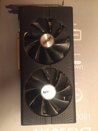 Sapphire RX470 8gb nitro (аналог 580, 570, 480)