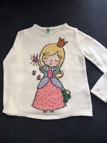 Sweter benetton