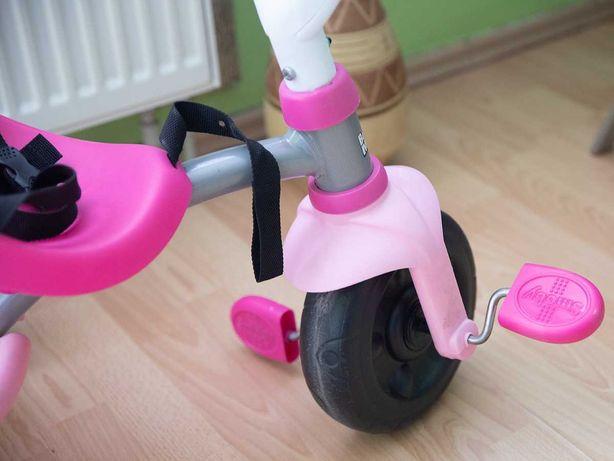 Pierwszy rowerek dla dziewczynki