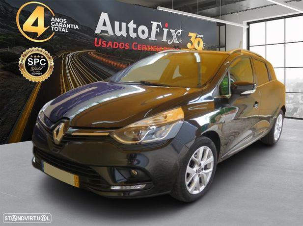 Renault Clio Sport Tourer 1.5 dCi Limited