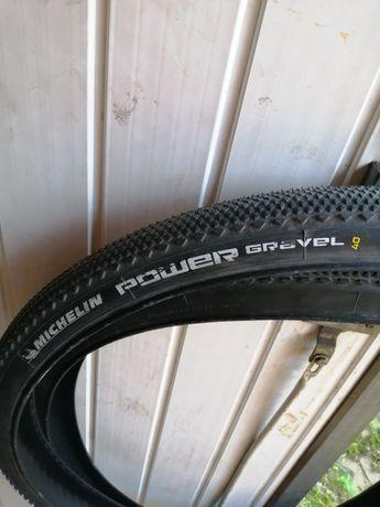 Opony rowerowe Michelin Power Gravel 700x40c +GRATIS