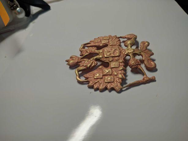 герб кокарда царский.