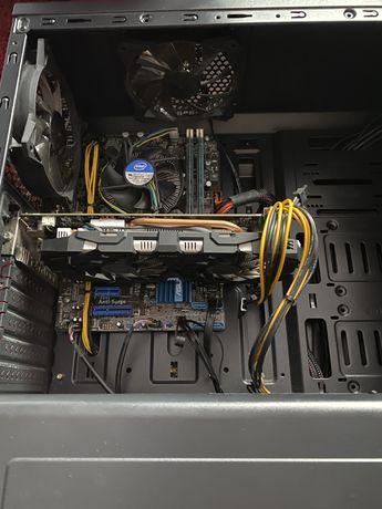PC I7-3770  12gb 500gb GTX 1060 dla gracza