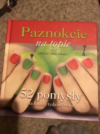 książka paznokcie na topie Ewelina Wasilewska