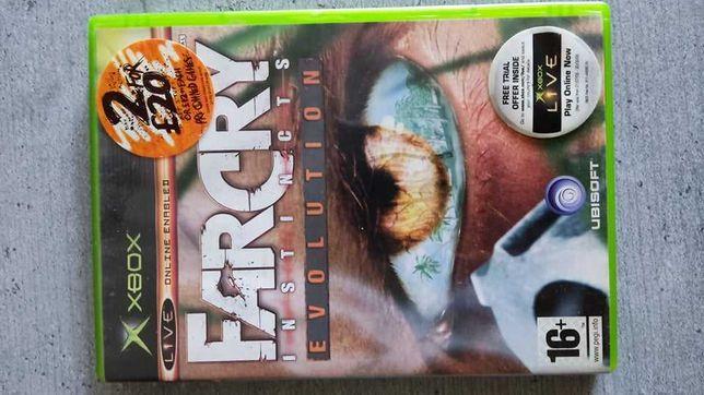 Gra Farcry Instincts: Evolution XBOX
