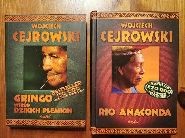 Książki Wojciech Cejrowski