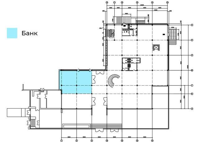 Продажа помещения под Банк, Магазин, Службу доставки или Аптеку