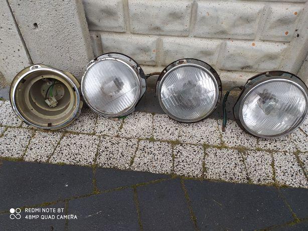 Lampy przednie używane