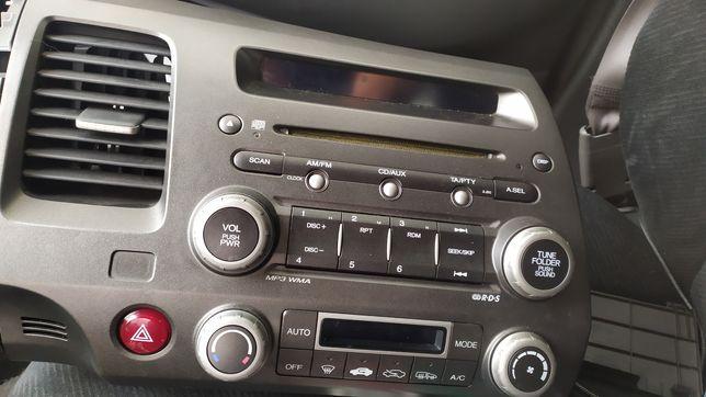 Radio Civic 8 sedan fd7