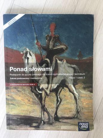 podręcznik do języka polskiego 1 klasa liceum część 2