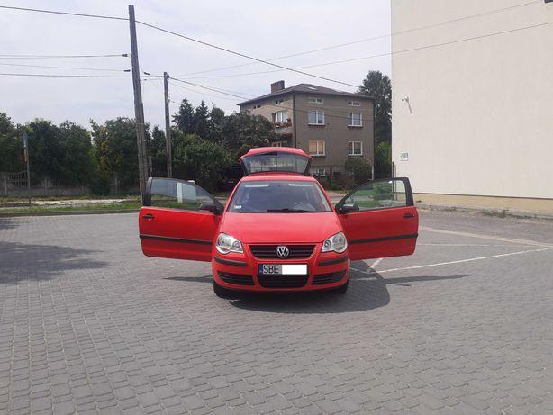 Volkswagen POLO 9N LIFT, Przebieg 195tyś km, Tanio