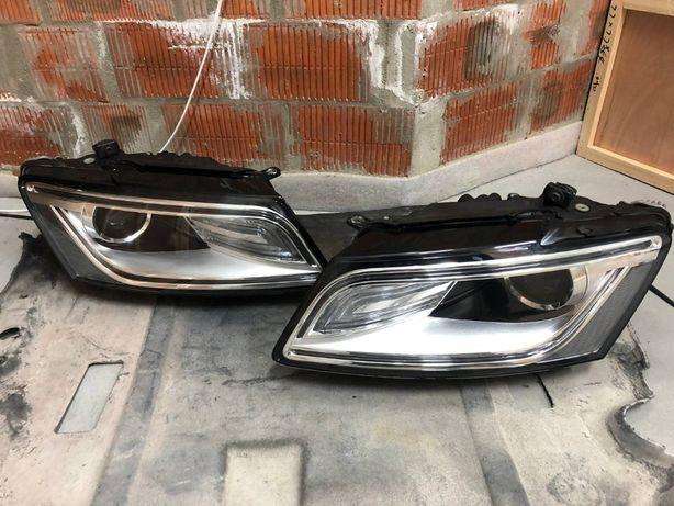 Внимание Фари Ауди!!! Фары Фара Audi Q5 8R Bi Xenon 2008 - 2017