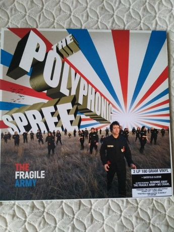 Polyphonic Spree - the fragile army 2 LP NM NM